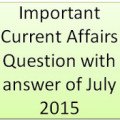 current affairs question answer