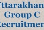 Uttarakhand Group C jobs