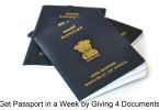 passport in 1 week
