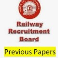 RRB Previous Question Papers