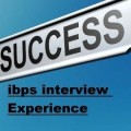 ibps interview question