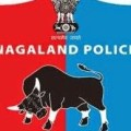 Nagaland Police Department Logo
