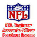 NFL Accounts Officer Previous Year Question Papers