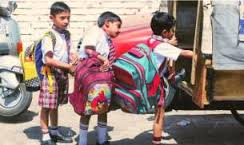 To reduce the burden of heavy bags: CBSE issues circular