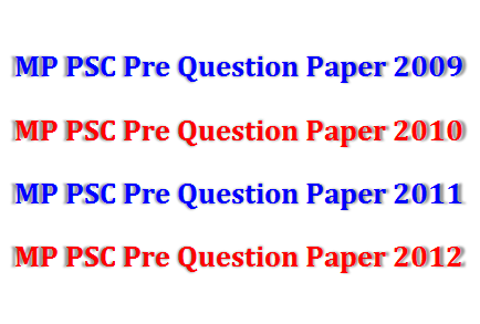 madhya pradesh mppsc previous year question papers with answers pdf