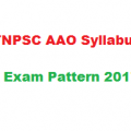TNPSC AAO Question Papers
